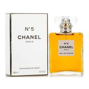Unopened Chanel No 5